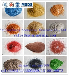 Colorful Cosmetic Mica Flakes Mica Powder
