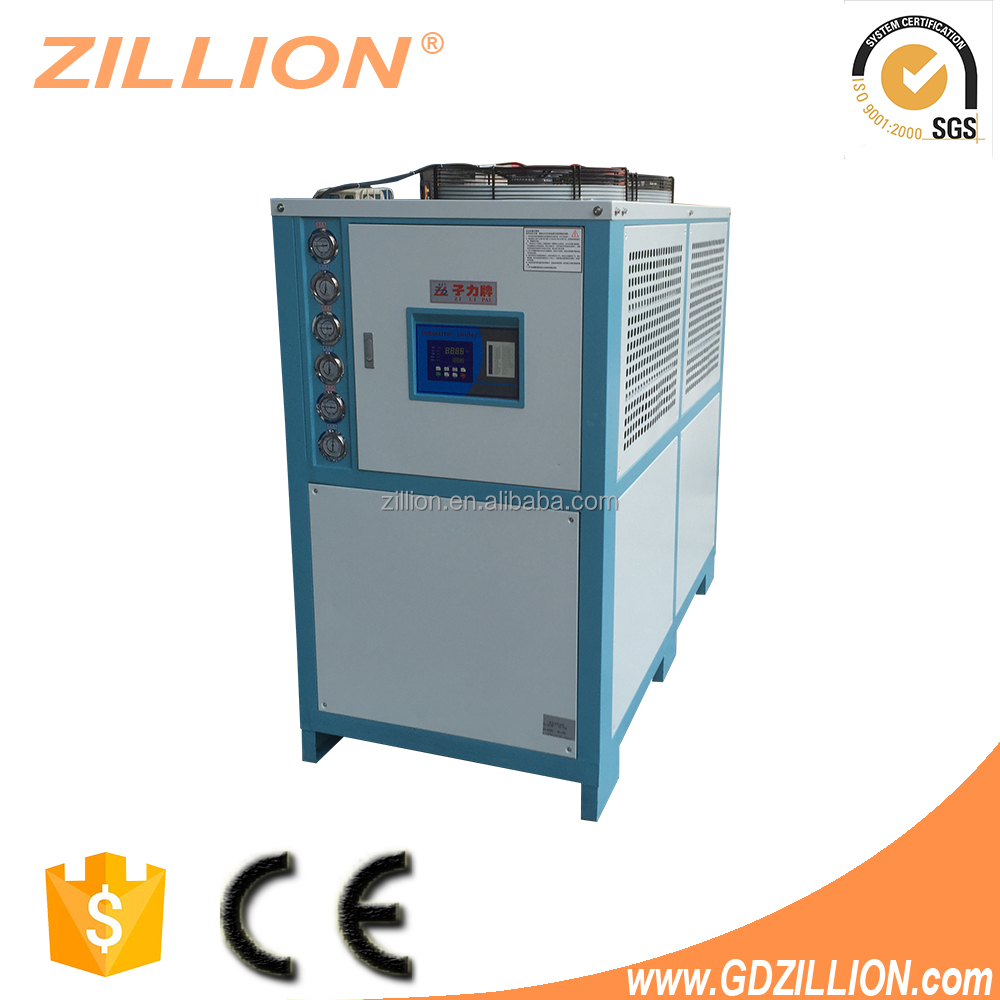 Zillion Over 25 years experience CE certification air cooled cased industrial chiller China supplier cooling