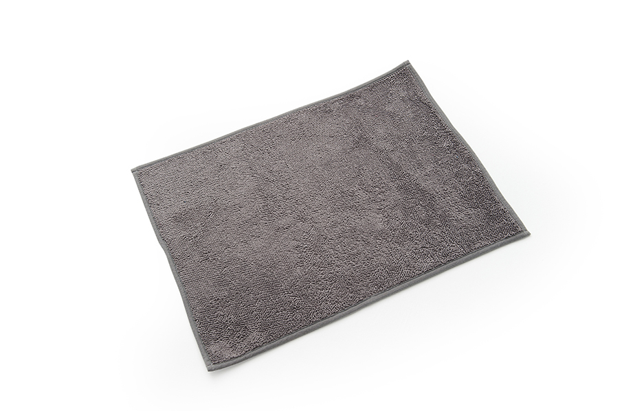 2015 new innovation microfiber anti-slip chenille ground mat