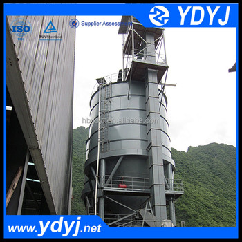 Long Distance NE Chain Bucket Elevator for cement plant