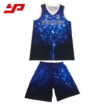 24e99bc40d59 Customized Printing Jersey Basketball Wear