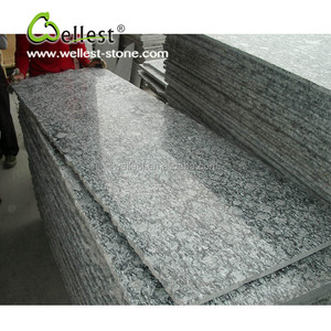 G418 natural granite stone sri lanka wave white granite slab