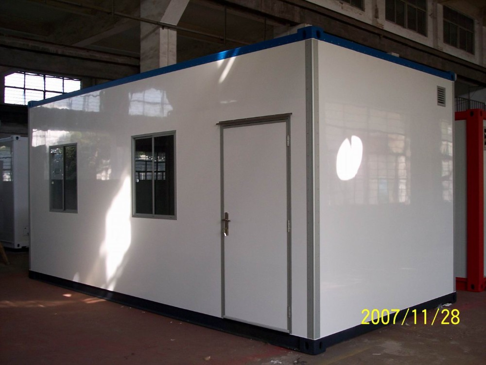two bedroom prefabricated house cabin / new zealand portable building
