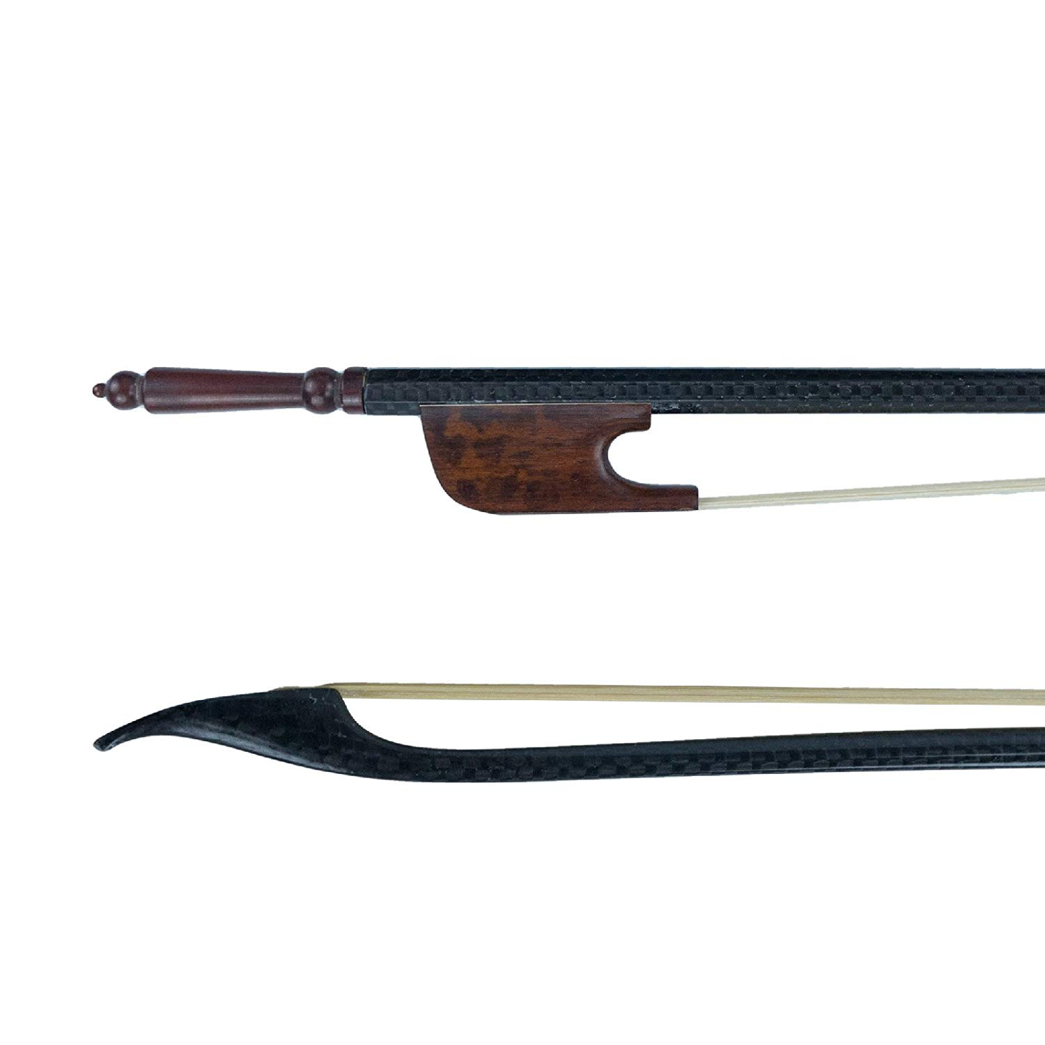 VERY STRONG Lowest Price Carbon Fiber Double Bass Bow 110BG