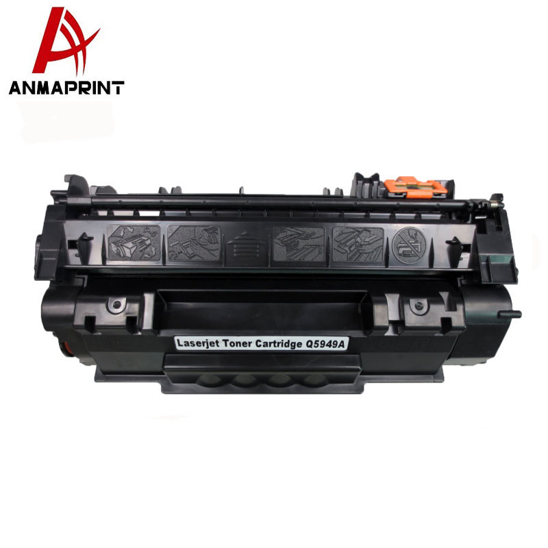 Anmaprint manufacturer Q5949A compatible cartridge 49A toner from China