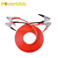 S90239 2 Gauge 600 Amp Commercial Grade Parrot Clamps Booster 25 ft Jumper Cables