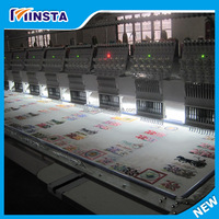 4 heads embroidery machine/cap embroidery machine/single head embroidery machine