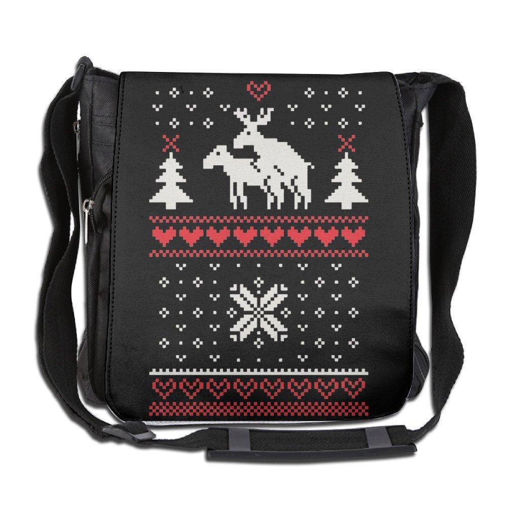 Shoulder Strap Kinkymoose Art Char Crossbody Heavy Duty Commuter Bag