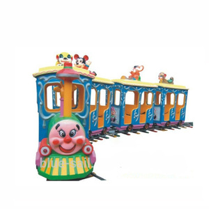 Amusement Park Train Rides for Sale Electric Mini Mall Train