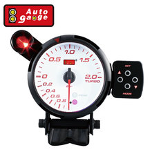 Hot Product Professional Pointer Van Turbo Boost Gauge