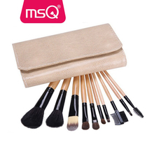 MSQ beauty maker 10pcs Brushes Makeup Sets Cosmetics Makeup Tools