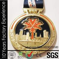 CR-QQ1122_medal SO SHE DID hair marathon 2012 finisher medal for sell