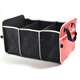 Collapsible Boot Car Organizer, Foldable Car Trunk Organizer