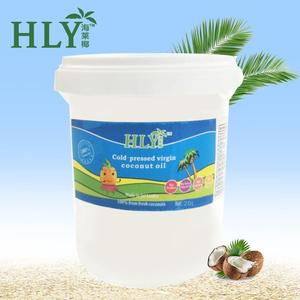20L organic virgin coconut oil, cold pressed, Sri Lanka coconut oil,in plastic bucket