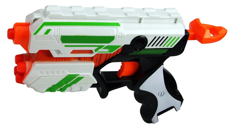X Terminator Tek 4 Dart Gun Foam Dart Blaster