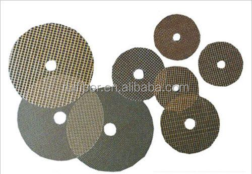 Good Capacity Of Combination With Resin Fiberglass Grinding Wheel Mesh