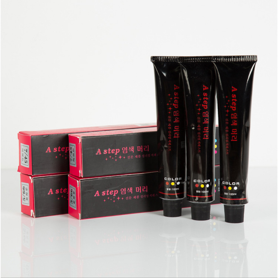 Wholesale Ammonia Free non allergic imported salon professional hair color dye