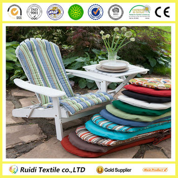 Adirondack Chair Kussens.Outdoor All Weather Waterproof Adirondack Chair Cushion Buy Adirondack Chair Cushion Wooden Chair Cushion Furniture Chair Cushion Product On