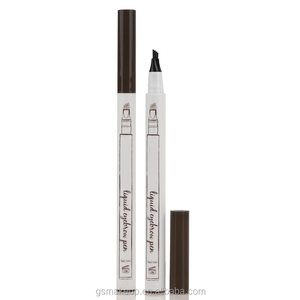 Private Label Long Lasting Eye Pencil Liquid Eyebrow Pen