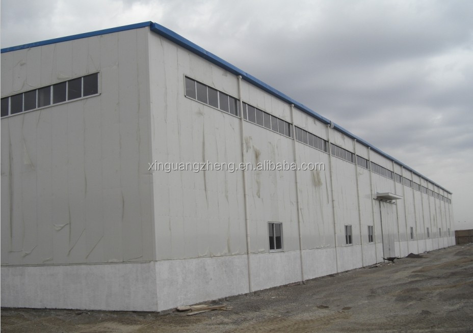 Cost of warehouse construction prefabricated warehouse price