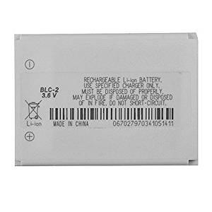 NingB Nokia BLC-2 1600mAh Cell Phone Battery for Nokia 1221 1260 1261 2260 3310 3315 3330 3315 3410 3510