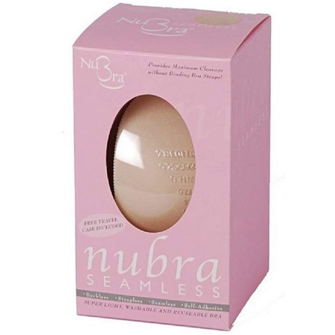 b2ce2d2774 Buy Nubra Seamless Super Light Adhesive Bra