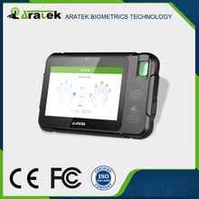 3G Android Biometrics Fingerprint Mobile Terminal for National ID Authentication