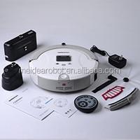 Mini Vacuum Robot Carpet Aspirator Long Working Time Schedule,Virtual Wall,Self Charging