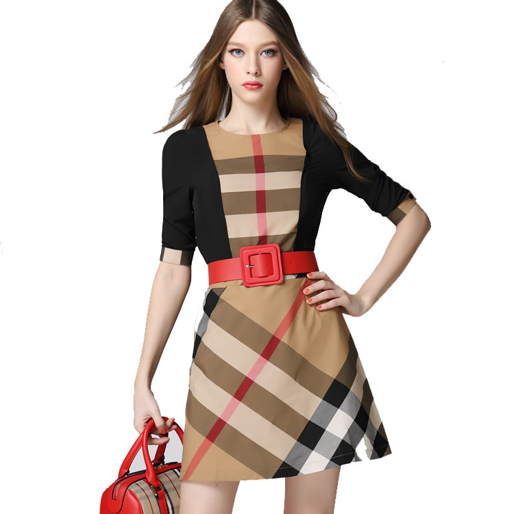 092b1a339cde Buy New women dress female party dresses brand woman clothes high quality  womens clothing spring summer ladies vestidos femininos in Cheap Price on  ...