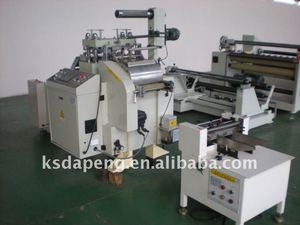 label Automatic Die-Cutting Machine