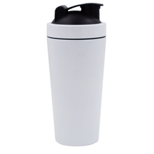 <span class=keywords><strong>Weiß</strong></span> <span class=keywords><strong>Edelstahl</strong></span> Protein Pulver Shaker