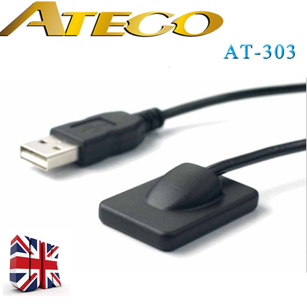 ATECO digital x ray sensor rvg dental feito no REINO UNIDO