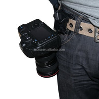 Capture Camera Waist Belt Holster Quick Strap Buckle Hanger for DSLR Digital SLR