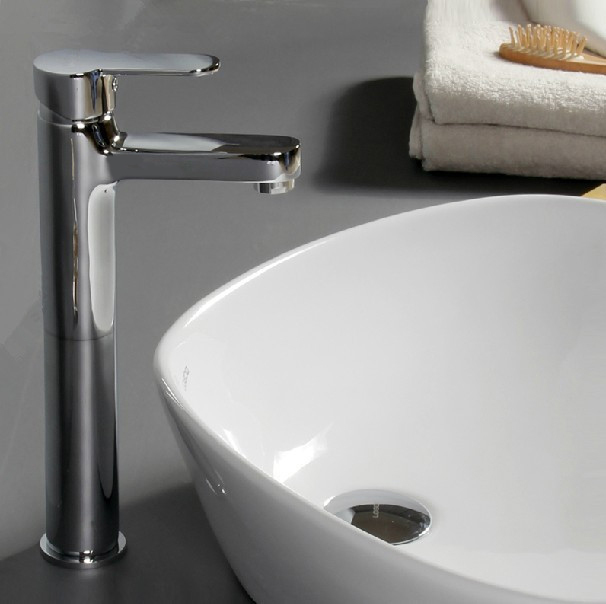 Wholesale Sale Luxury Basin Faucets Material Brass Modern