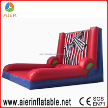2016 inflatable sticky wall, sticky wall with suit, sticky wall for sale