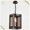 New American Fashion modern style top quality innovation cage pendant light for Coffee Decorative