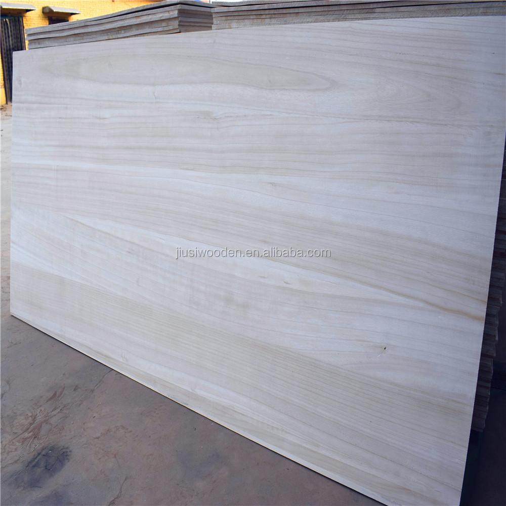 Экологические твердые деревянные доски оптом из древесины пауловнии