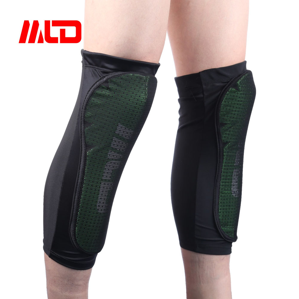 The cycling Anticollision Protective Knee Support Lycra Ridding Knee Brace For Bike