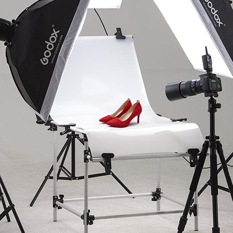 Equipo fotográfico mesa de vida fija, 60cm X 130cm, mesa de fotografía, estudio fotográfico, equipo fotográfico