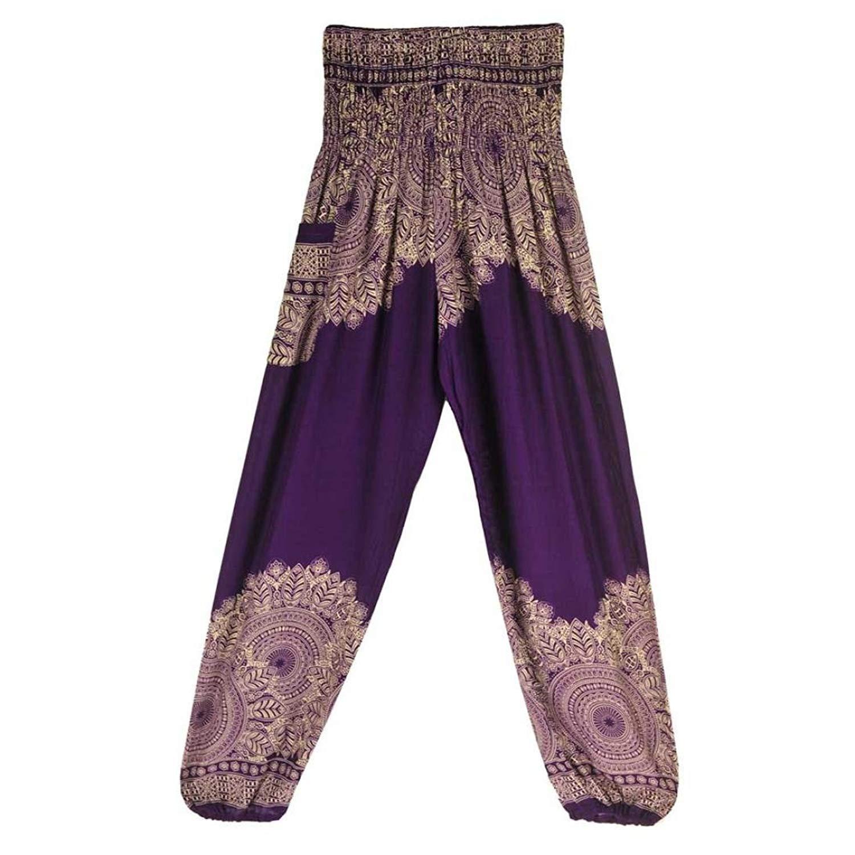 bbe020bb57d3 Get Quotations · Women s Boho Pants