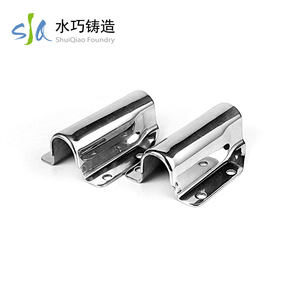 High quality precision stamping car door latch casting auto spare parts