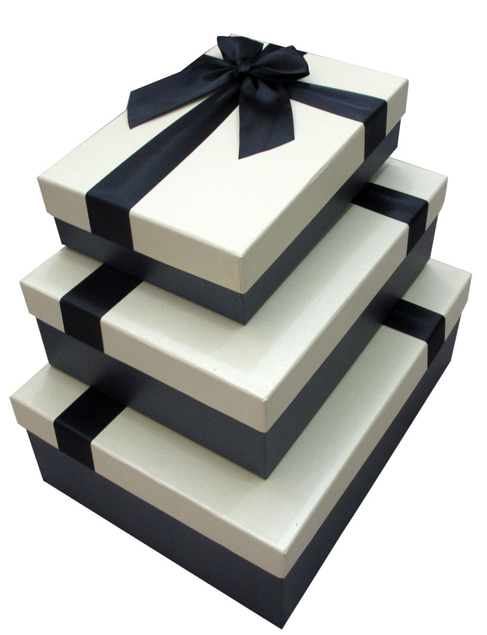 paper gift box 3pcs one set
