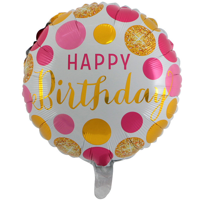 2 PCS Geschenke Partyangebot Coeur Rond Aufblasbar Heliumballon Aluminiumfolie