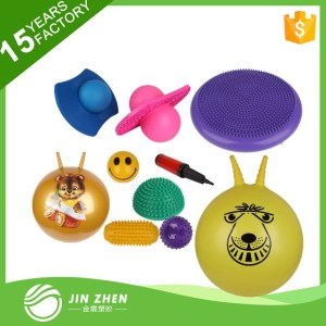 T24 body building smooth eco pvc adult hopper balls