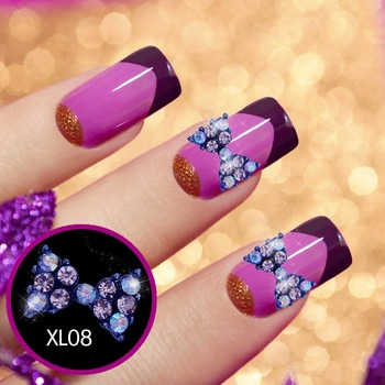 Xl08 Stamping Nail Art Best Nail Art Designs Photo Easy Nail Art In