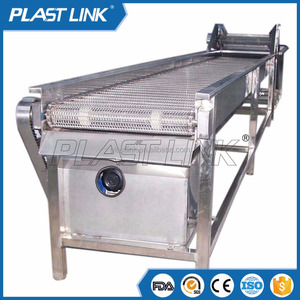Plast Link OEM high quality stainless steel mesh convey belt