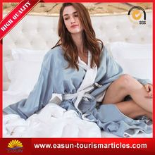 Low price printed for women personalized fleece bathrobe velvet bathrobes