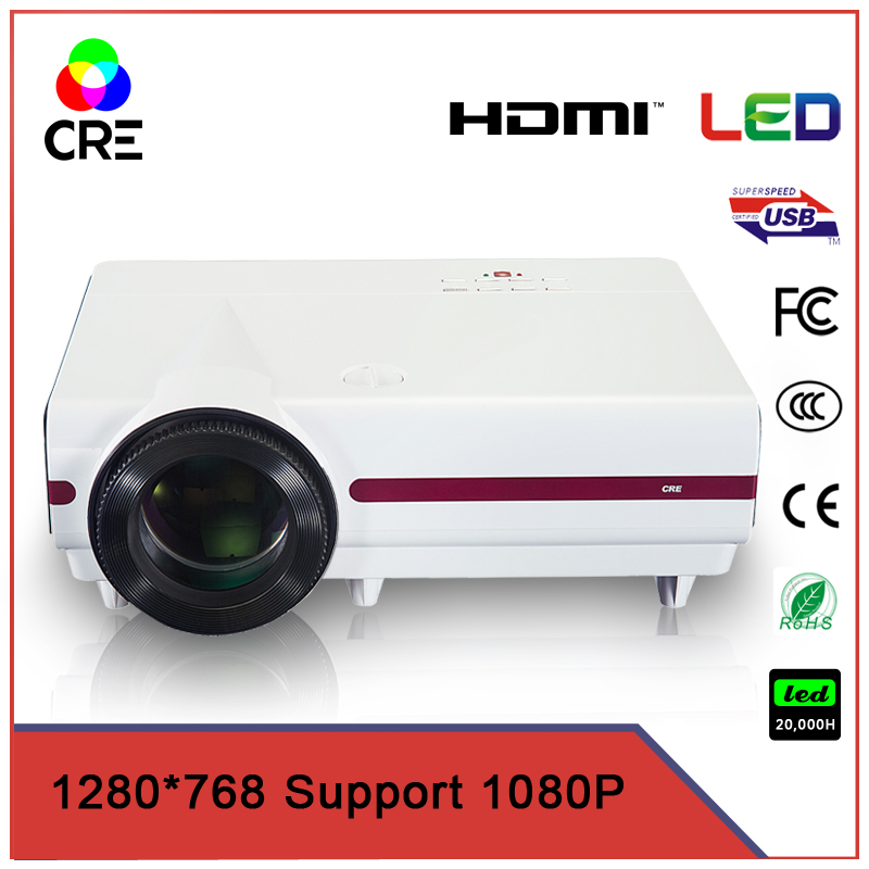 hindi song hd down load 3500 lumens 720p 200inch business education home theater projector/proyector cre x1500 most popular!!