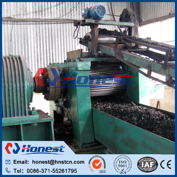 waste tyre recycling production line