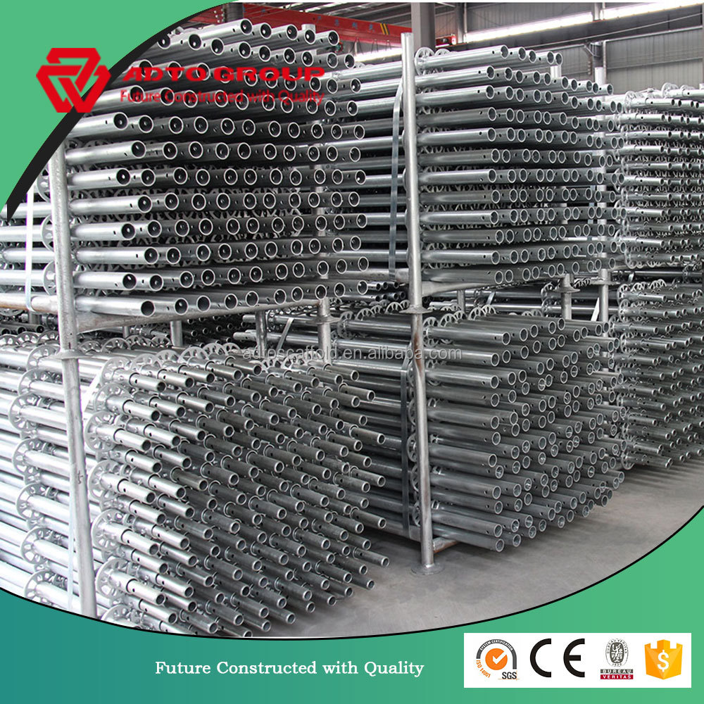 Low Price Ring lock Scaffolding System / Ringlock Scaffolding with high quality